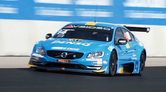 AUSmotive.com » Volvo confirms entry to V8 Supercars in 2014