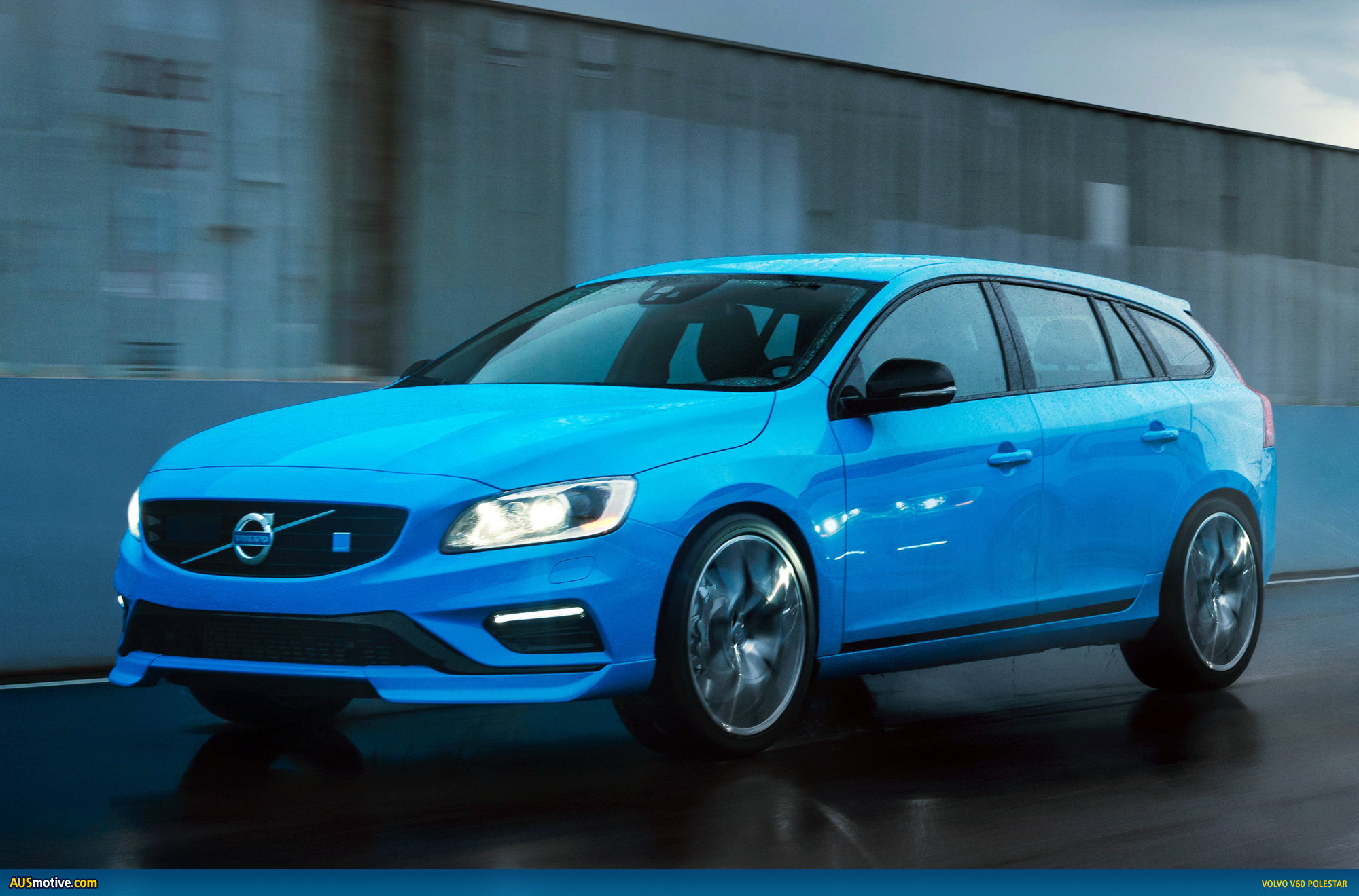 volvo v60 polestar revealed. Black Bedroom Furniture Sets. Home Design Ideas