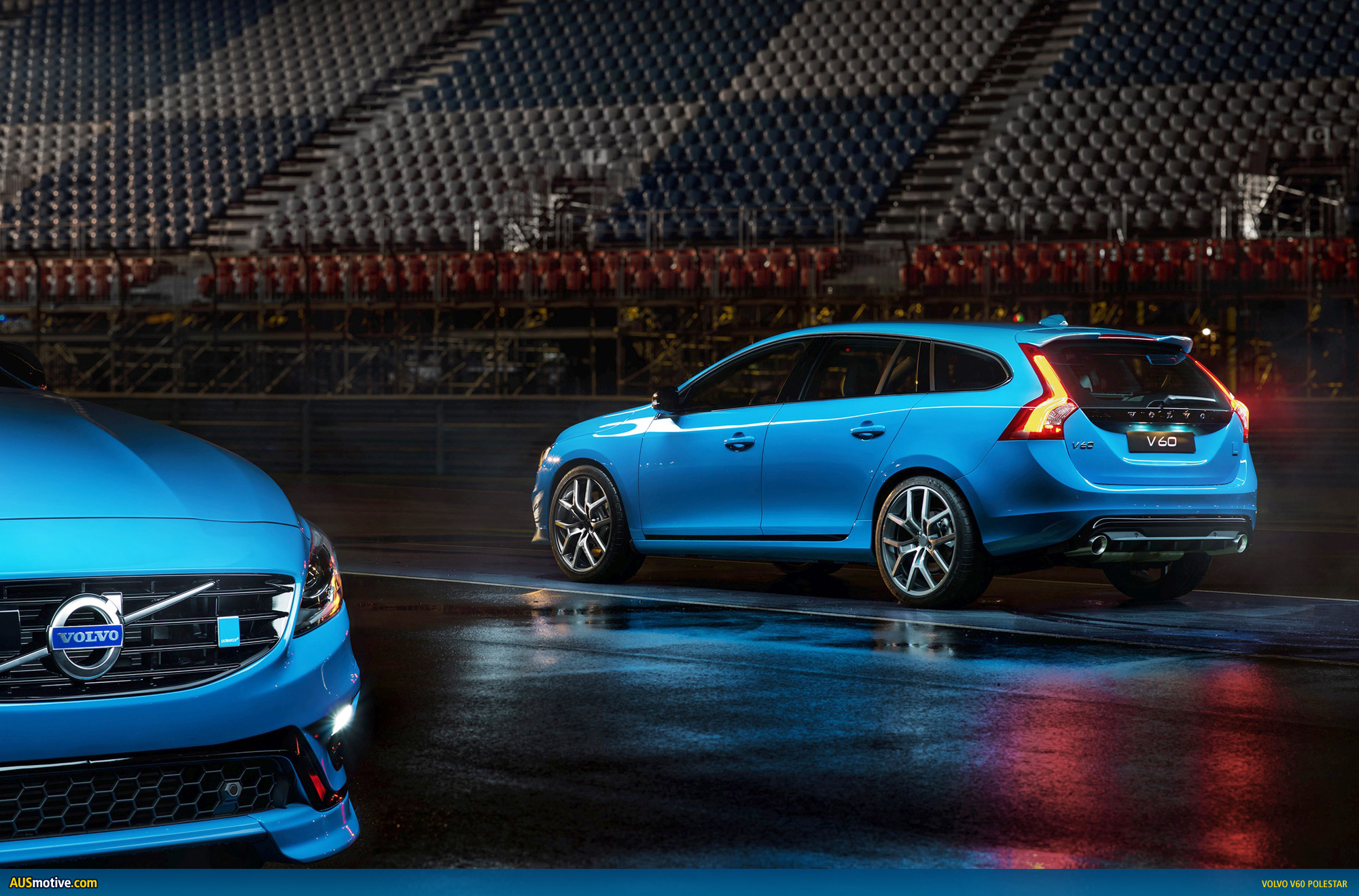 AUSmotive.com » Volvo V60 Polestar revealed