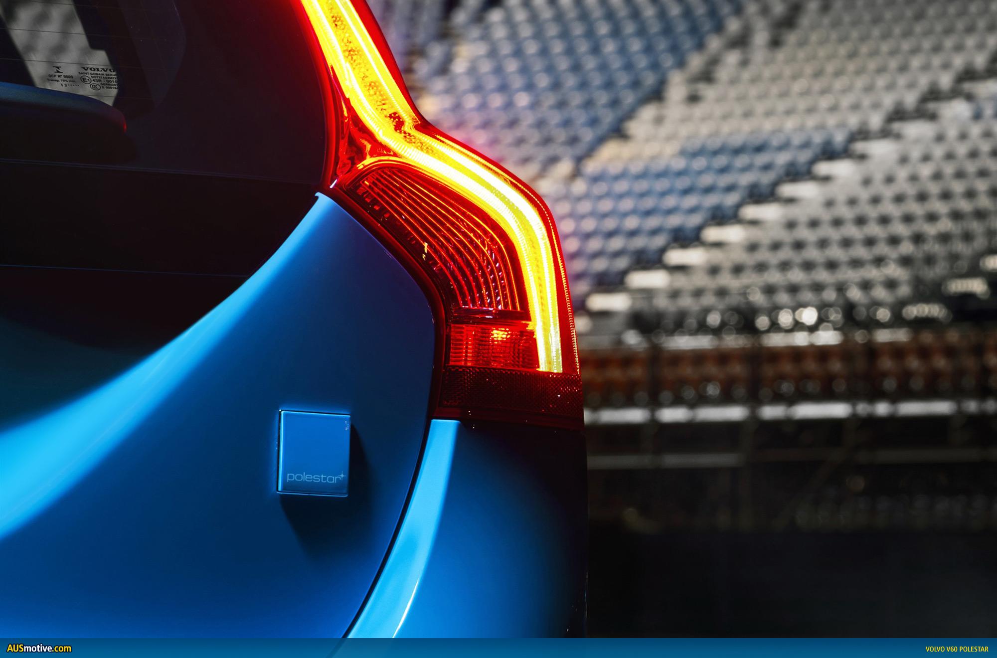 AUSmotive.com » Volvo V60 Polestar revealed