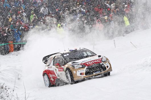 Sebastien Loeb, 2013 Rallye Monte Carlo