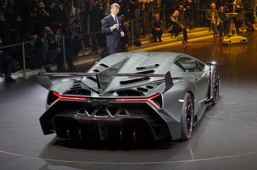 2013 Geneva Motor Show