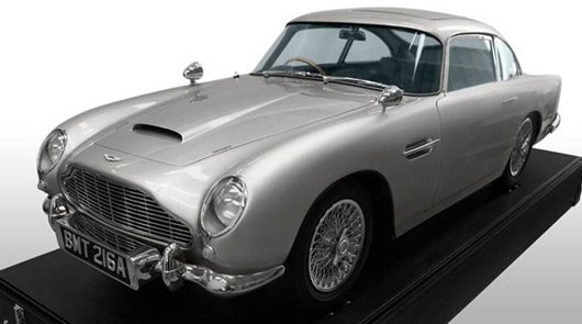Aston Martin DB5, Skyfall Replica