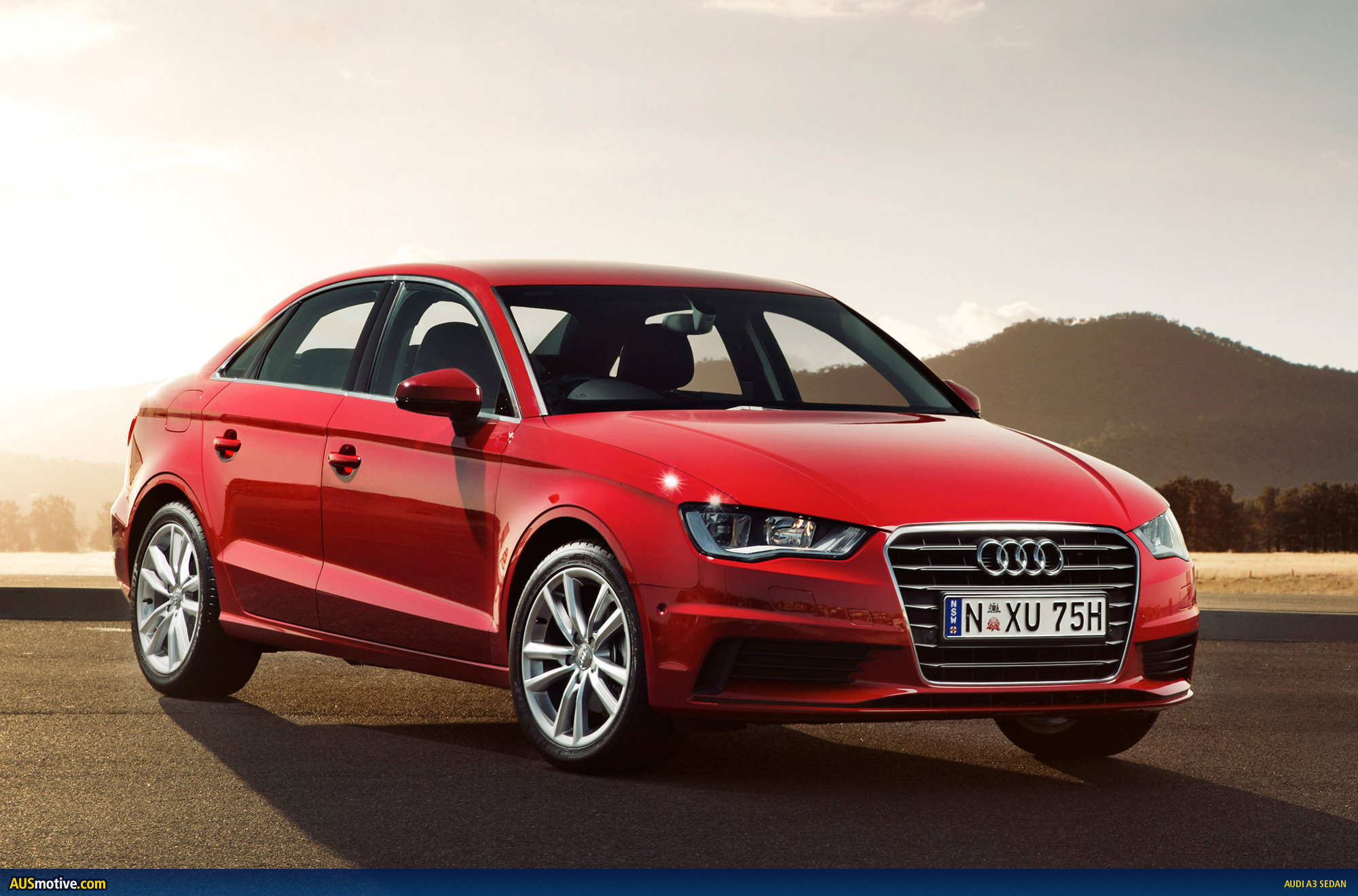 audi a3 sedan australian pricing specs. Black Bedroom Furniture Sets. Home Design Ideas