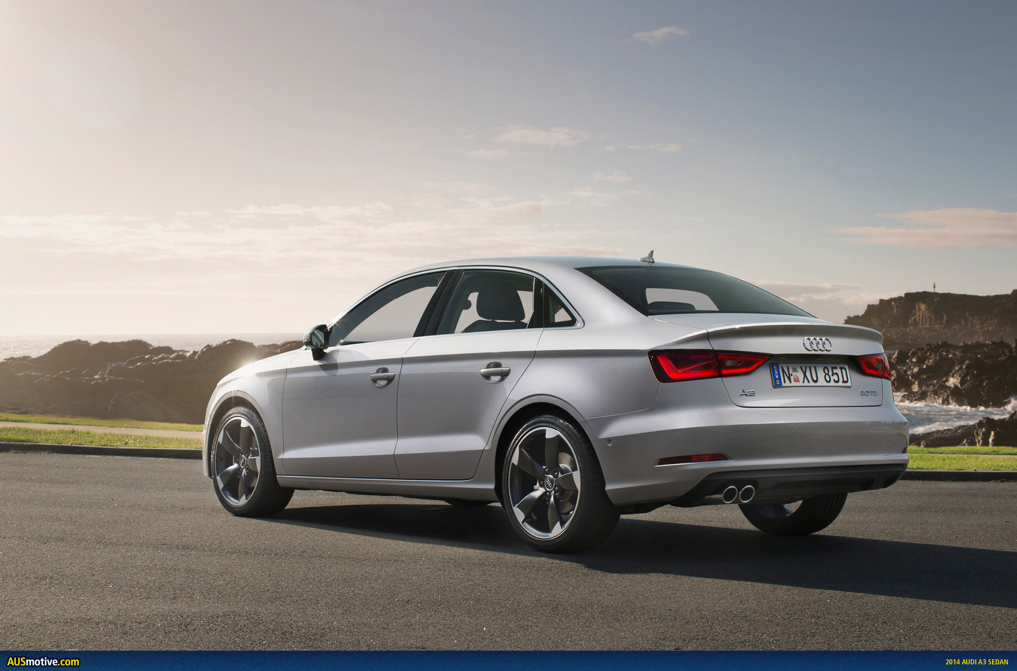 Ausmotive Com 187 Want To See The Audi A3 Sedan For Yourself