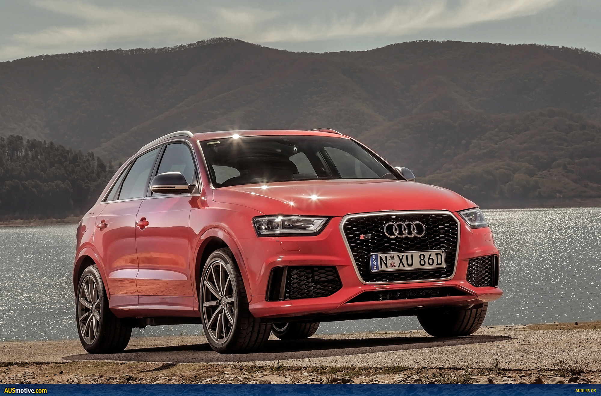 audi rs q3 australian pricing specs. Black Bedroom Furniture Sets. Home Design Ideas