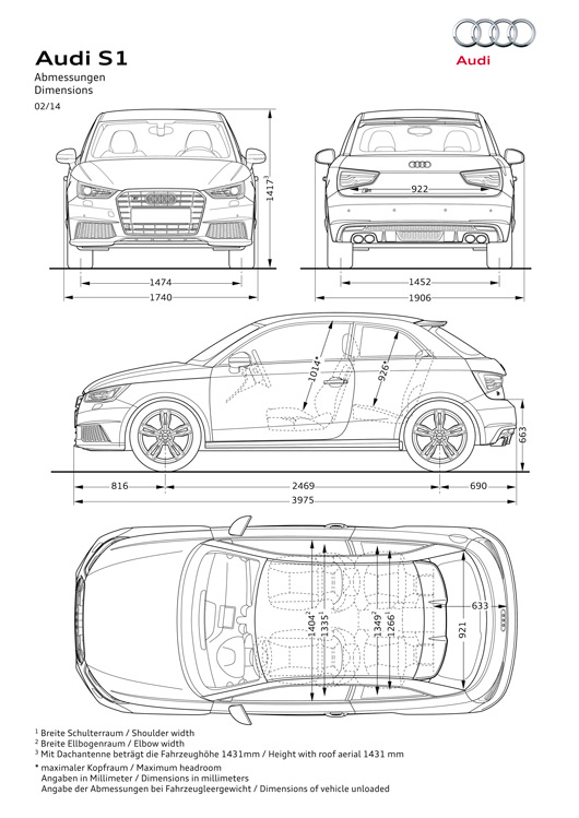 ausmotive com  u00bb audi s1  u0026 s1 sportback revealed