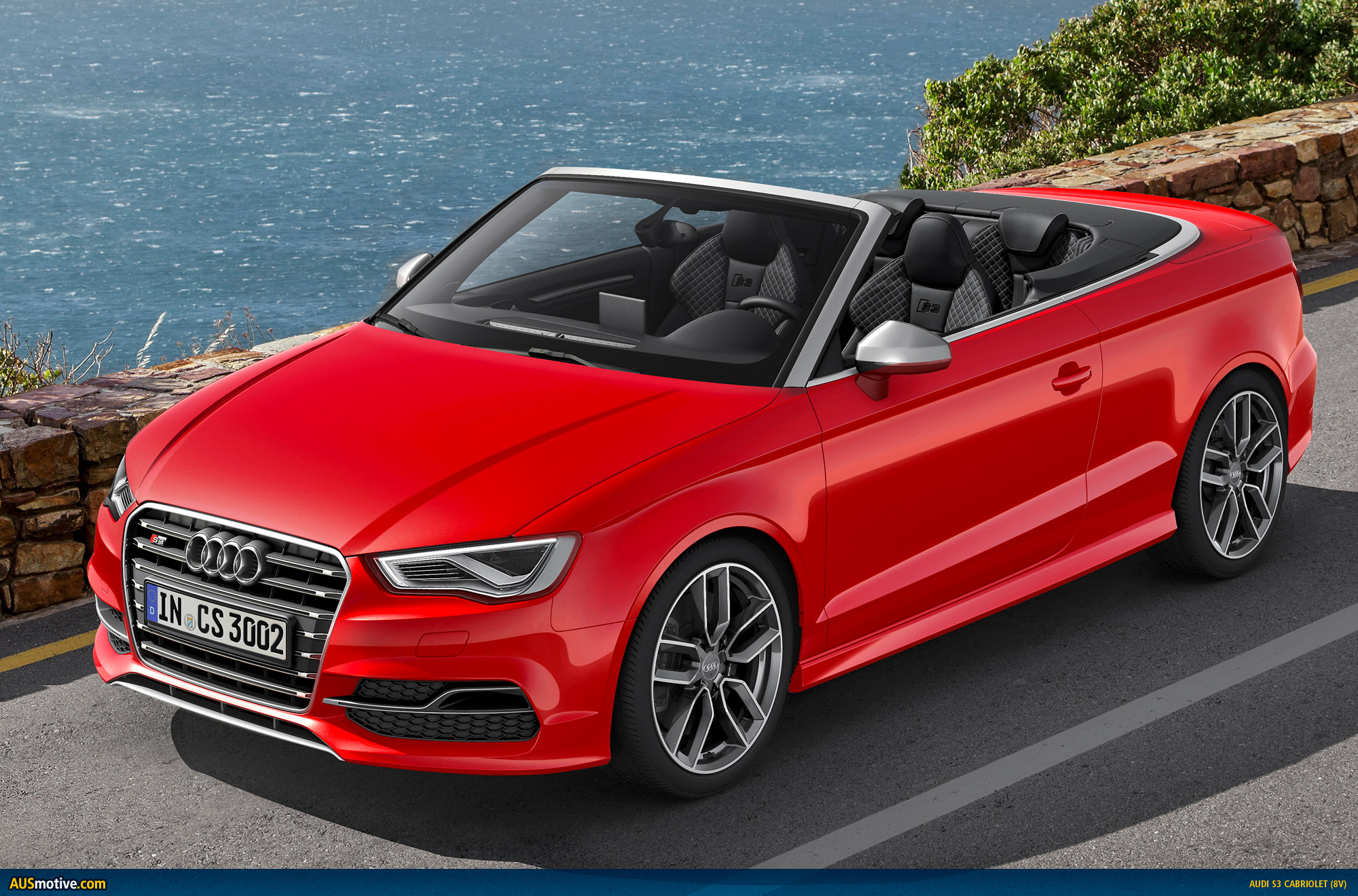 audi s3 cabriolet revealed. Black Bedroom Furniture Sets. Home Design Ideas