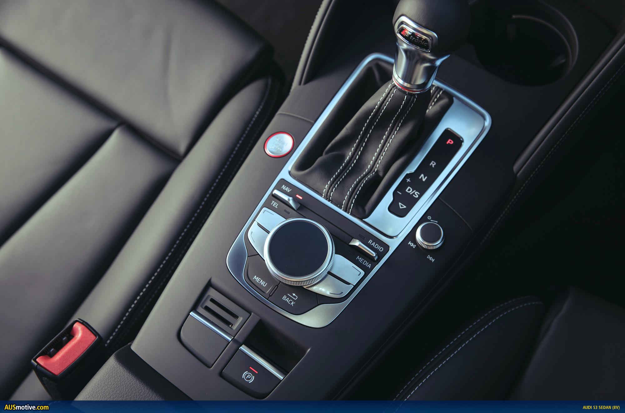 AUSmotive.com » Audi S3 sedan - Australian pricing & specs