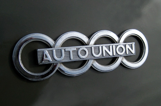 Auto Union badge