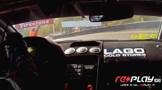 David Russell, Lamborghini Gallardo GT3