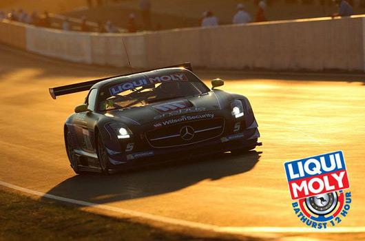 Erebus Motorsport Mercedes-Benz SLS AMG GT3