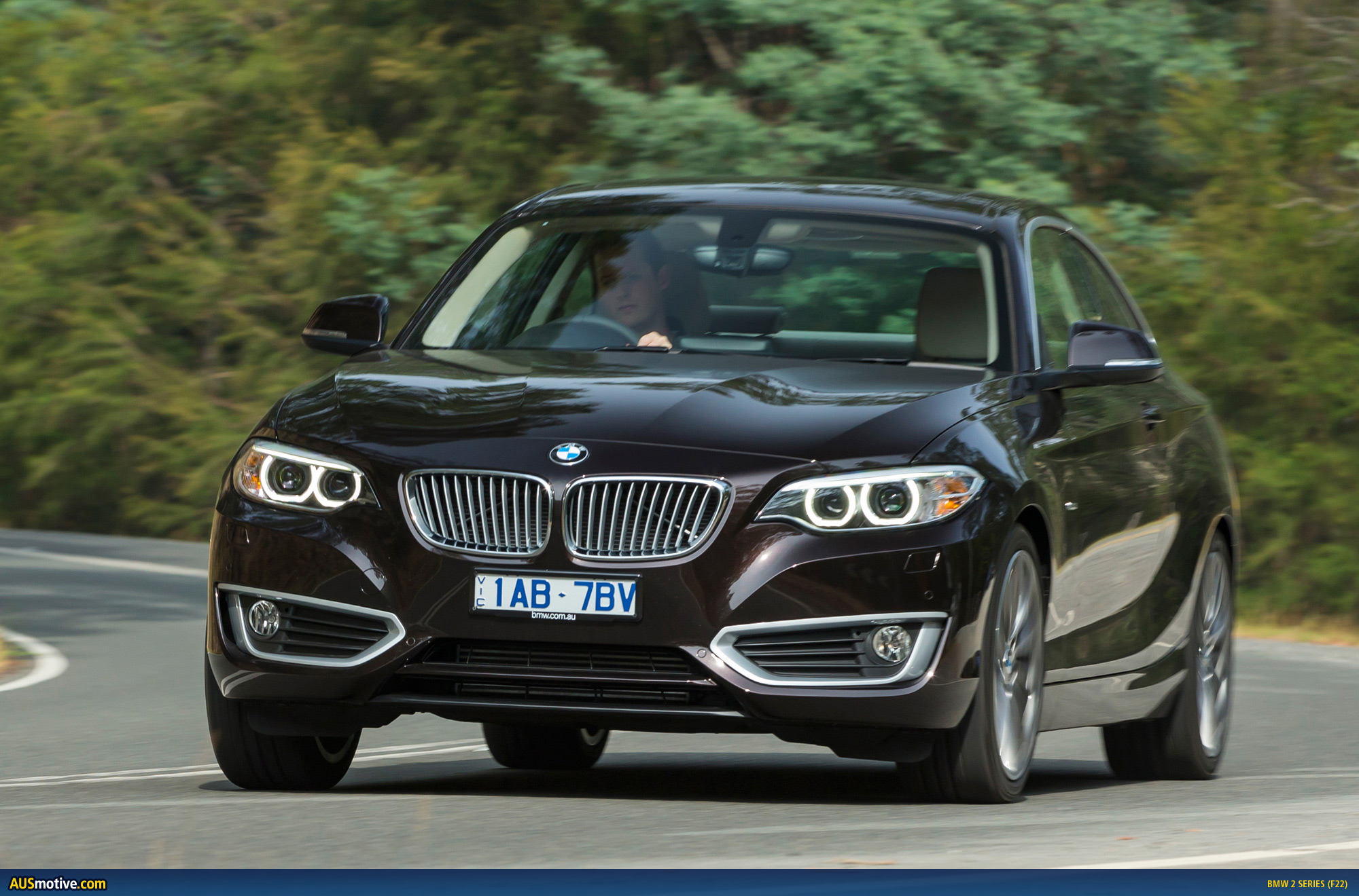2014 bmw 2 series detailed pricing and specifications holidays oo - Bmw 2 series coupe dimensions ...