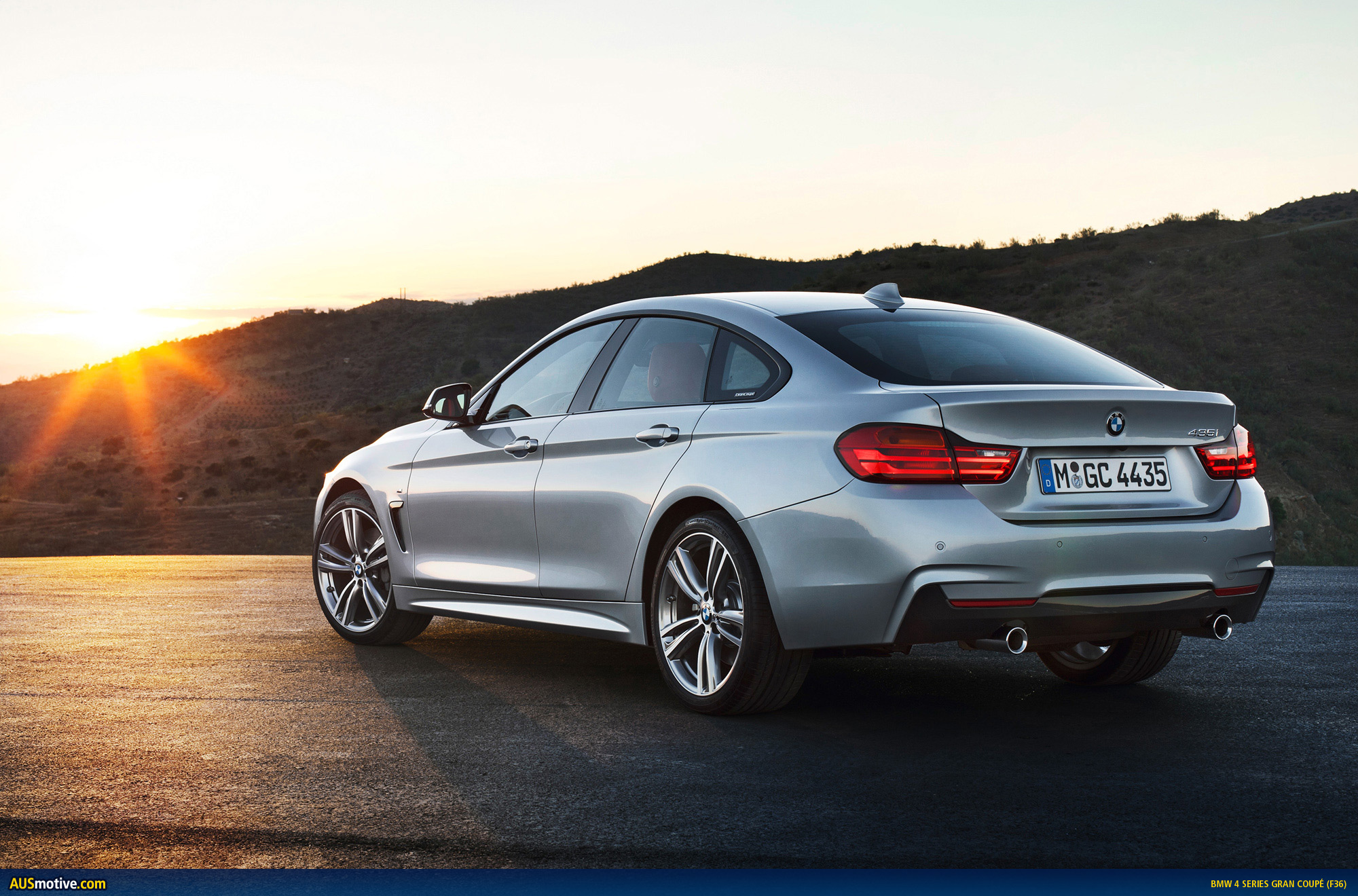 Ausmotive Com 187 Bmw 4 Series Gran Coup 233 Revealed