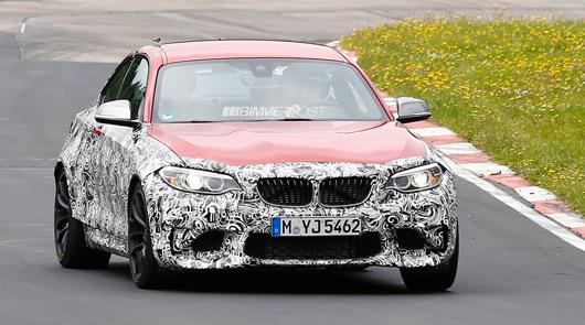 F87 BMW M2 prototype