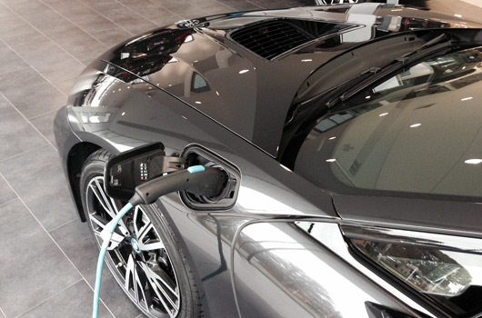 BMW i8 in Canberra