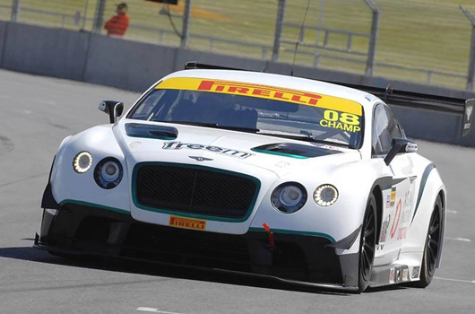 Flying B Bentley Continental GT3