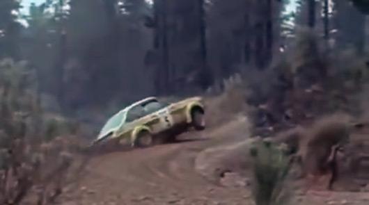 Colin Bond, 1979 Castrol International Rally, Canberra