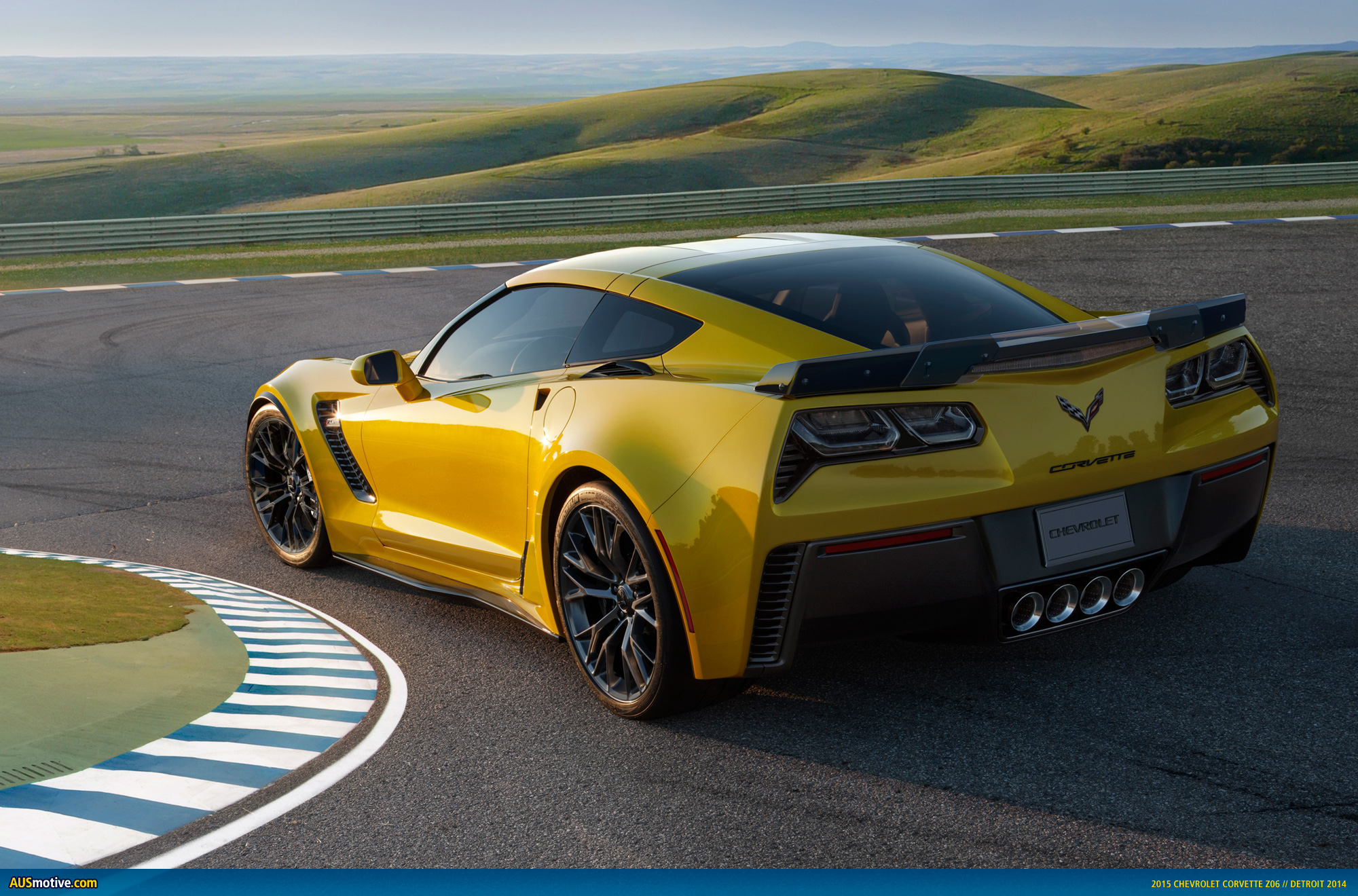 Ausmotive Com 187 Detroit 2014 Chevrolet Corvette Z06