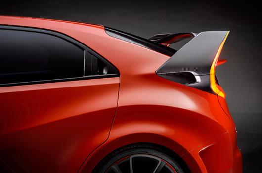 Honda Civic Type-R concept