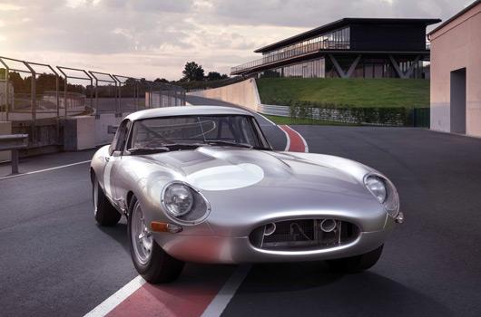 Jaguar Lightweight E-Type