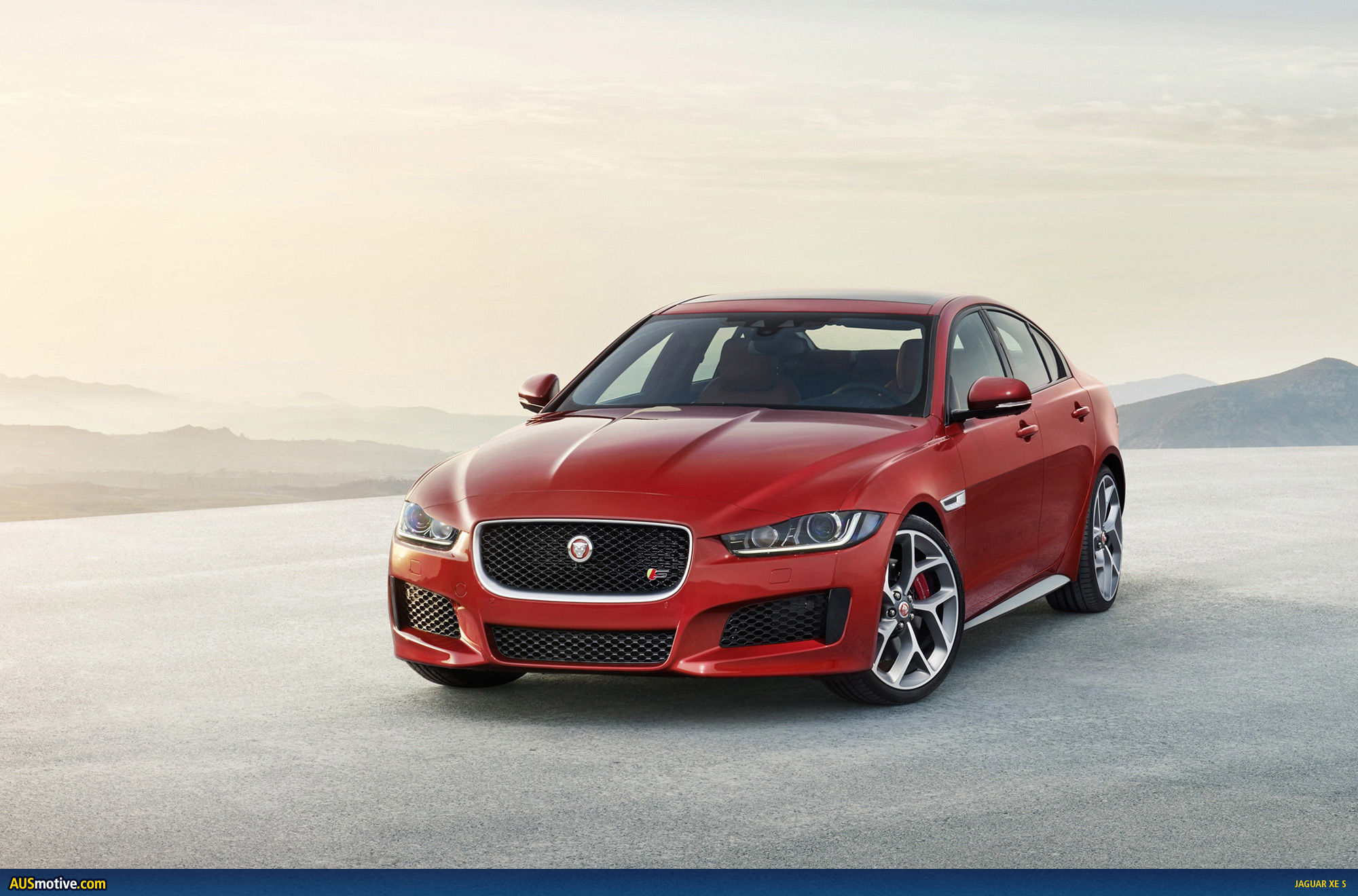 jaguar xe revealed. Black Bedroom Furniture Sets. Home Design Ideas