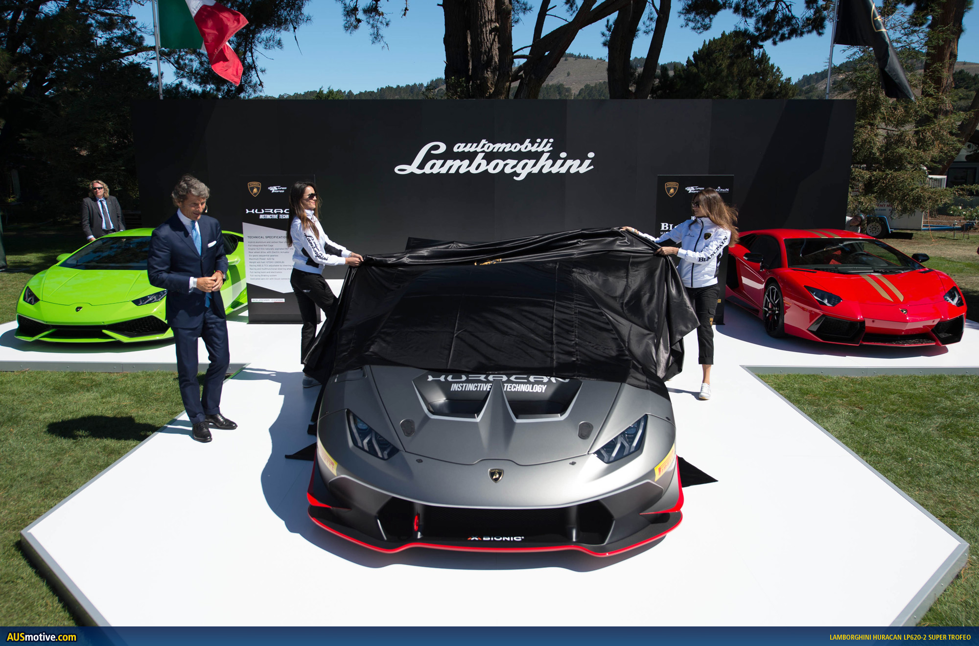 AUSmotive.com » Lamborghini Huracan LP620-2 Super Trofeo revealed on bugatti engineer, tesla engineer, general motors engineer, ford engineer, mercedes engineer, toyota engineer,