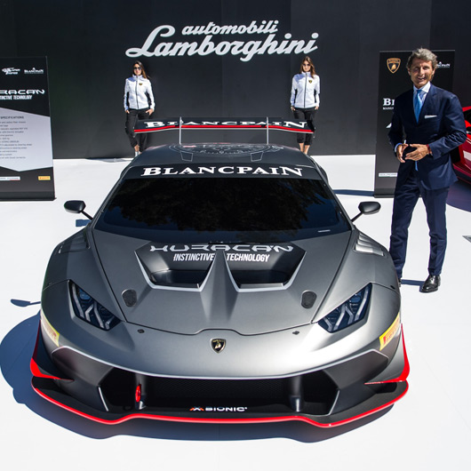 lamborghini huracan lp620 2 super trofeo revealed. Black Bedroom Furniture Sets. Home Design Ideas