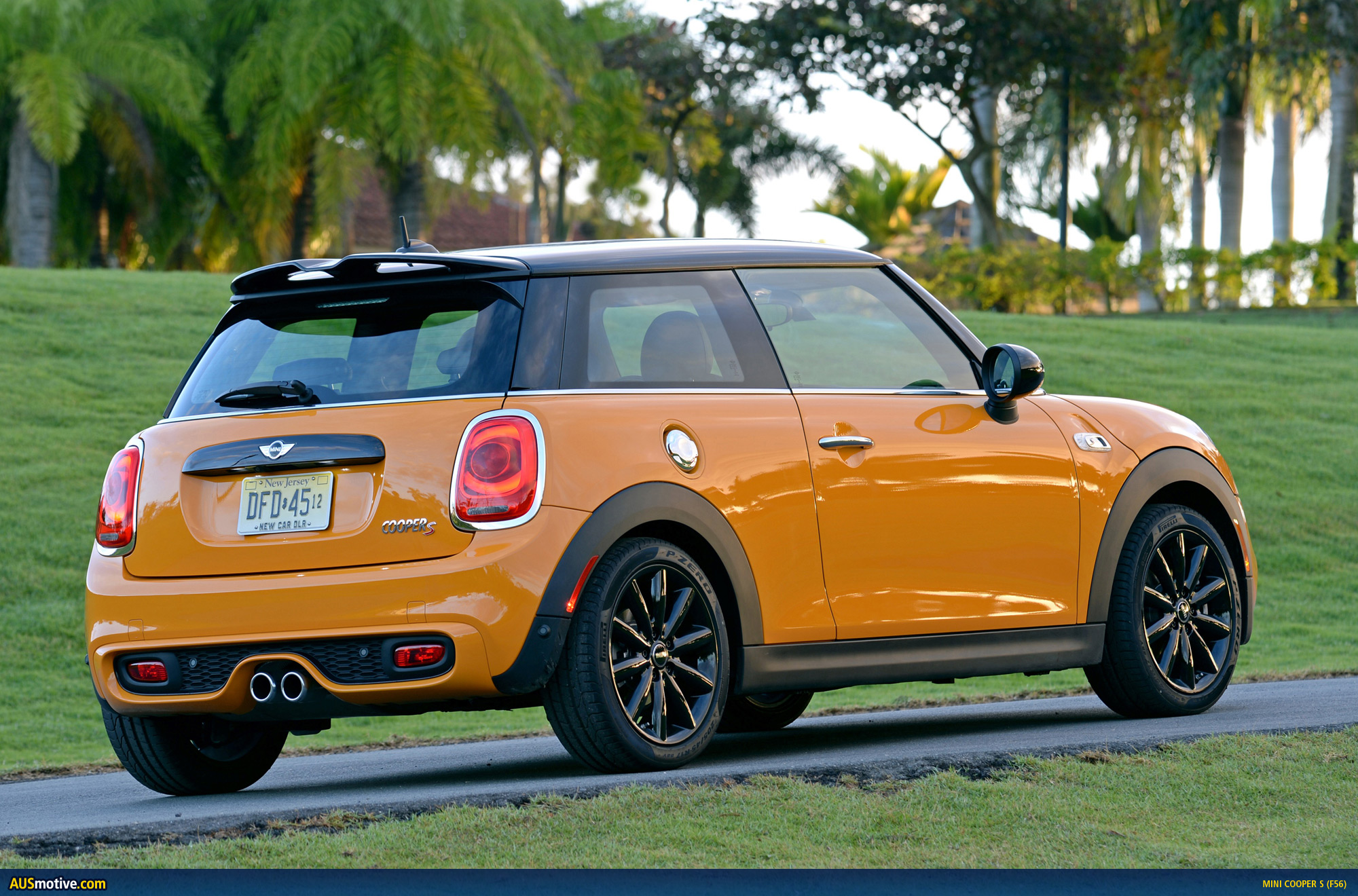 The F56 Mini In Detail on three cylinder engine balance