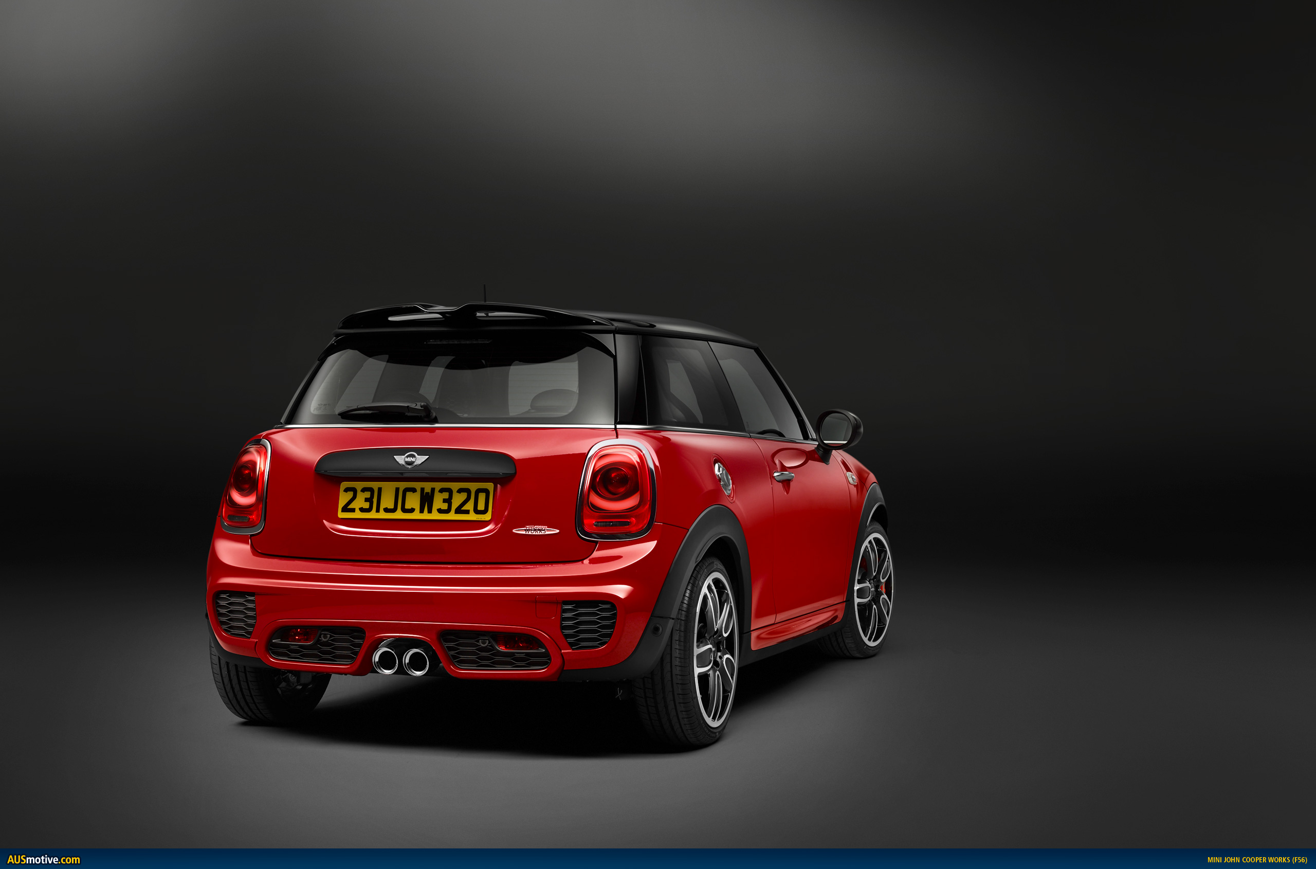 2015 mini jcw details announced official. Black Bedroom Furniture Sets. Home Design Ideas