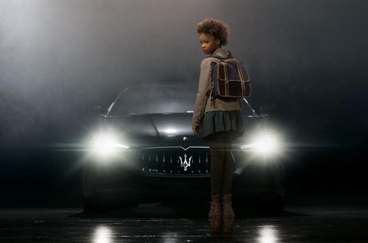 Maserati Ghibli Big Game Ad