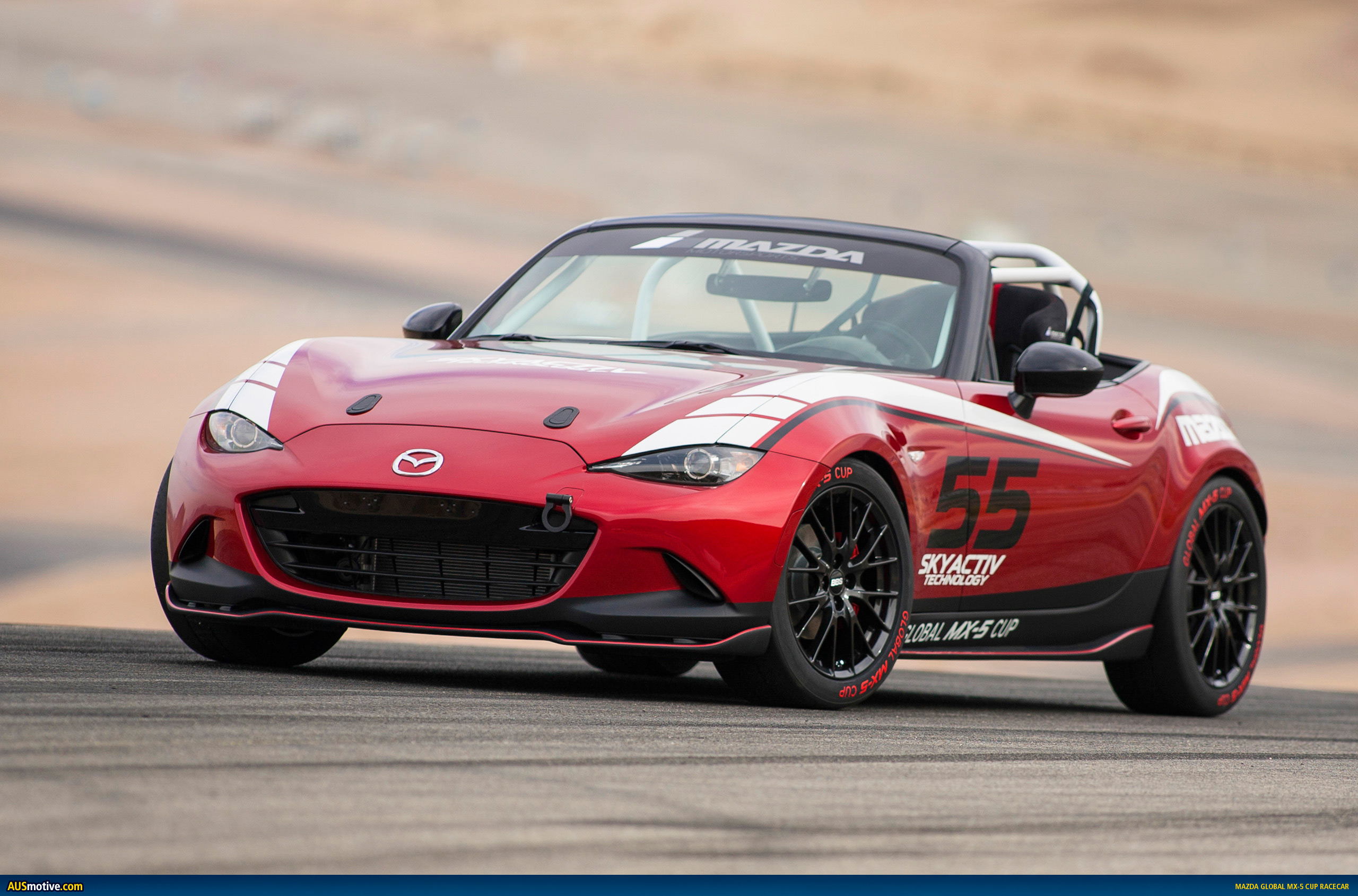 mazda announces global mx 5 cup. Black Bedroom Furniture Sets. Home Design Ideas