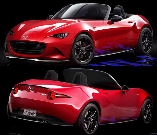 ND Mazda MX-5 rendering
