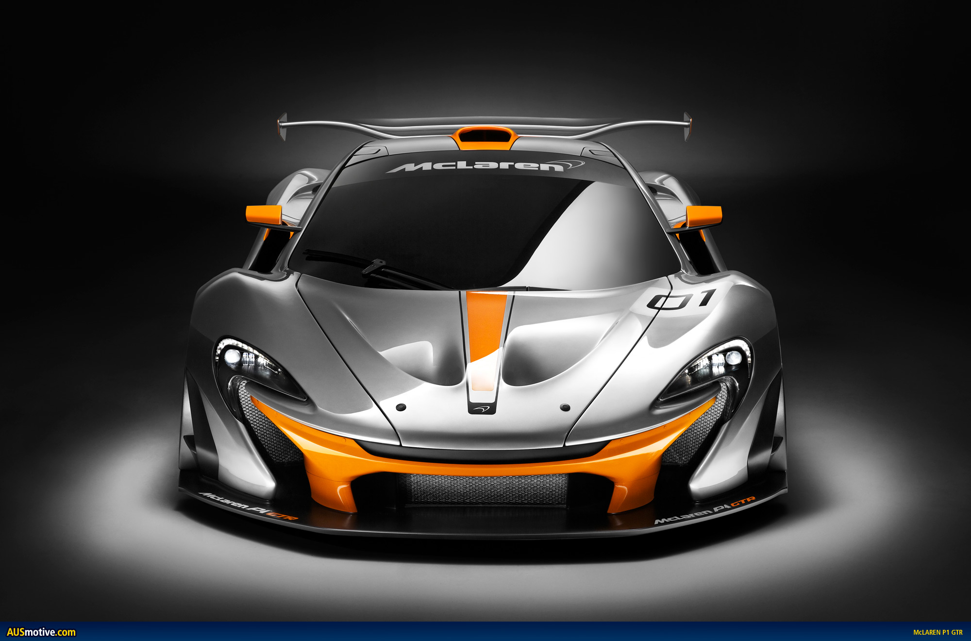 ausmotivecom 187 mclaren p1 gtr design concept revealed