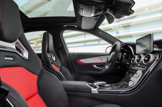 Mercedes-AMG C63