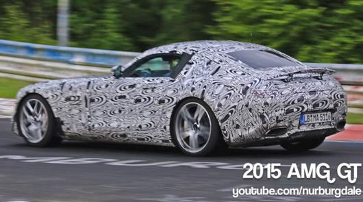 Mercedes-AMG GT prototype