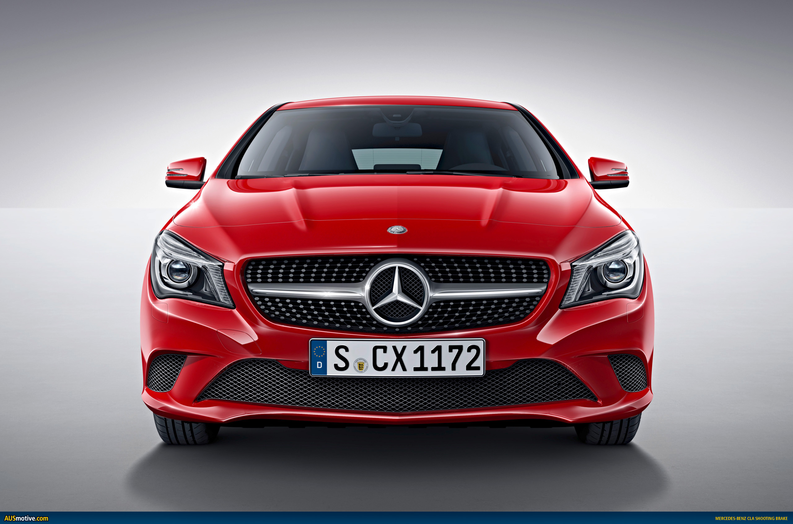 mercedes cla shooting brake photo gallery. Black Bedroom Furniture Sets. Home Design Ideas