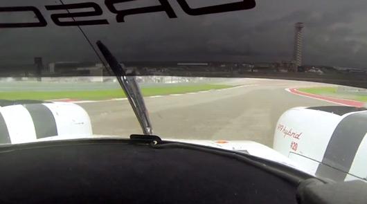 Timo Bernhard, Porsche 919 Hybrid