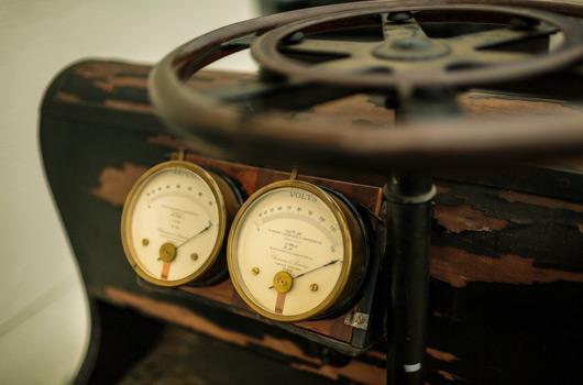1898 Porsche P1