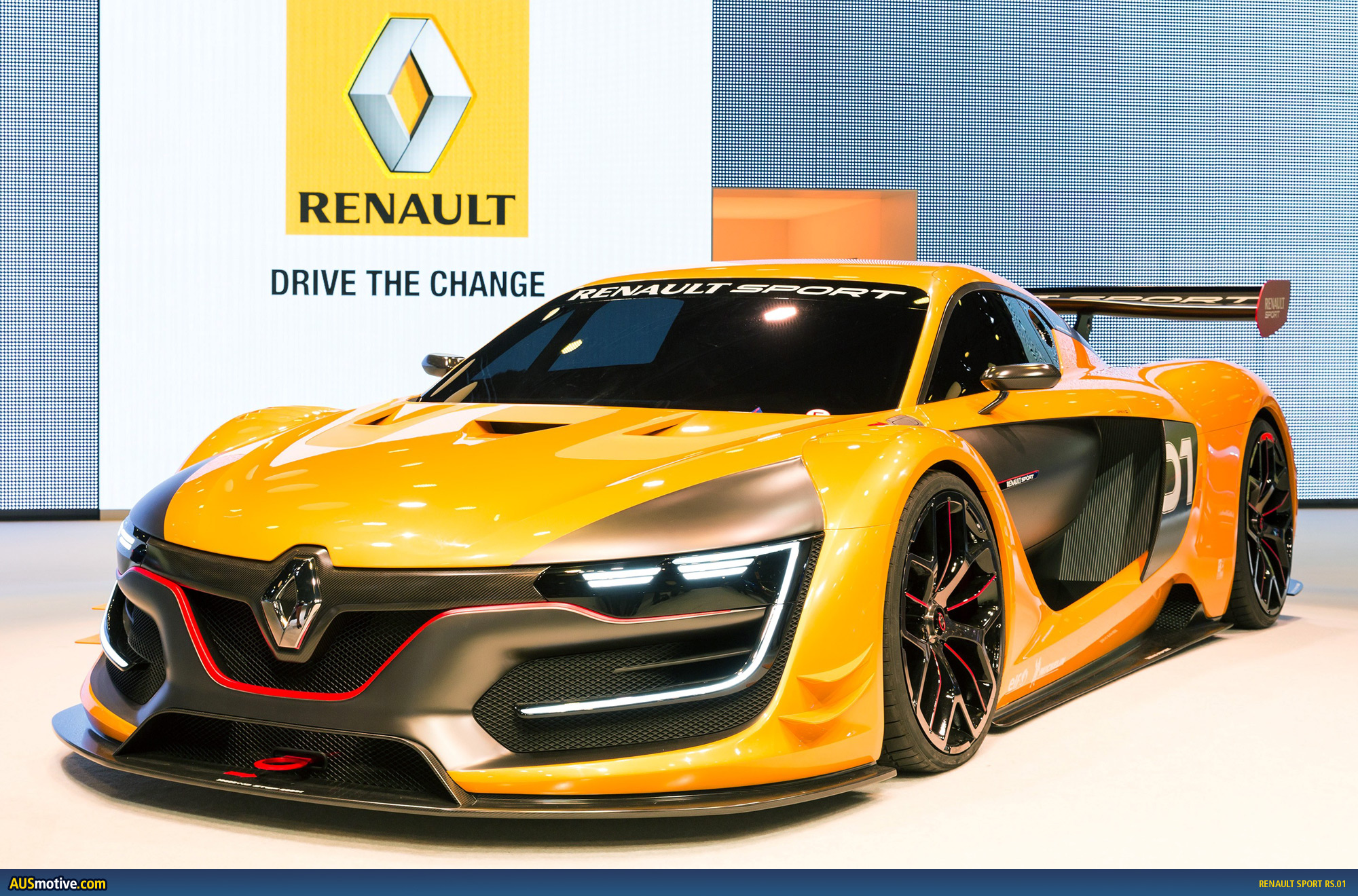renault sport rs01 revealed. Black Bedroom Furniture Sets. Home Design Ideas
