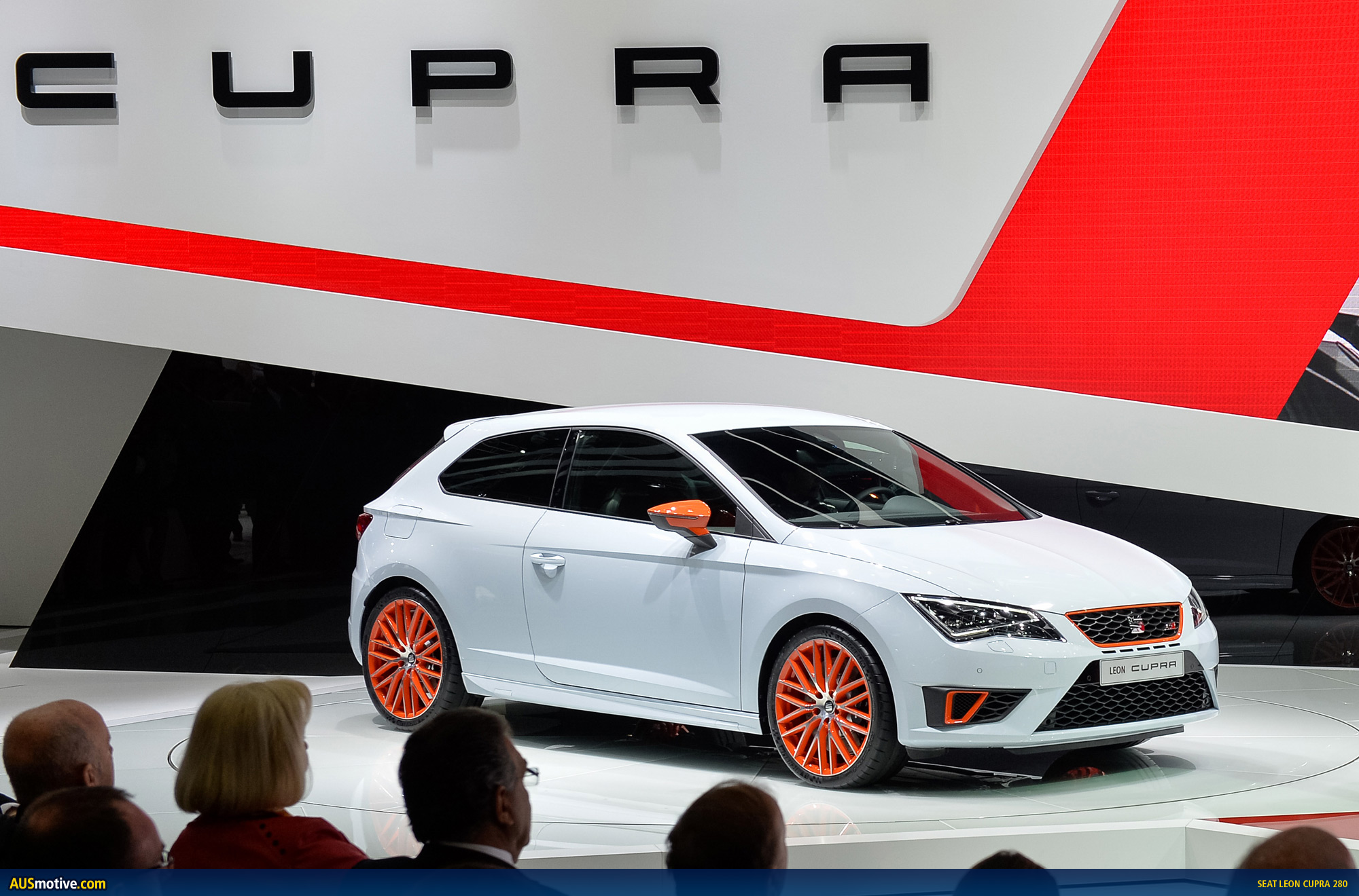 geneva 2014 seat leon cupra 280. Black Bedroom Furniture Sets. Home Design Ideas