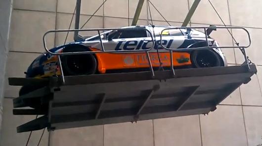 Seat WTCC lift fail