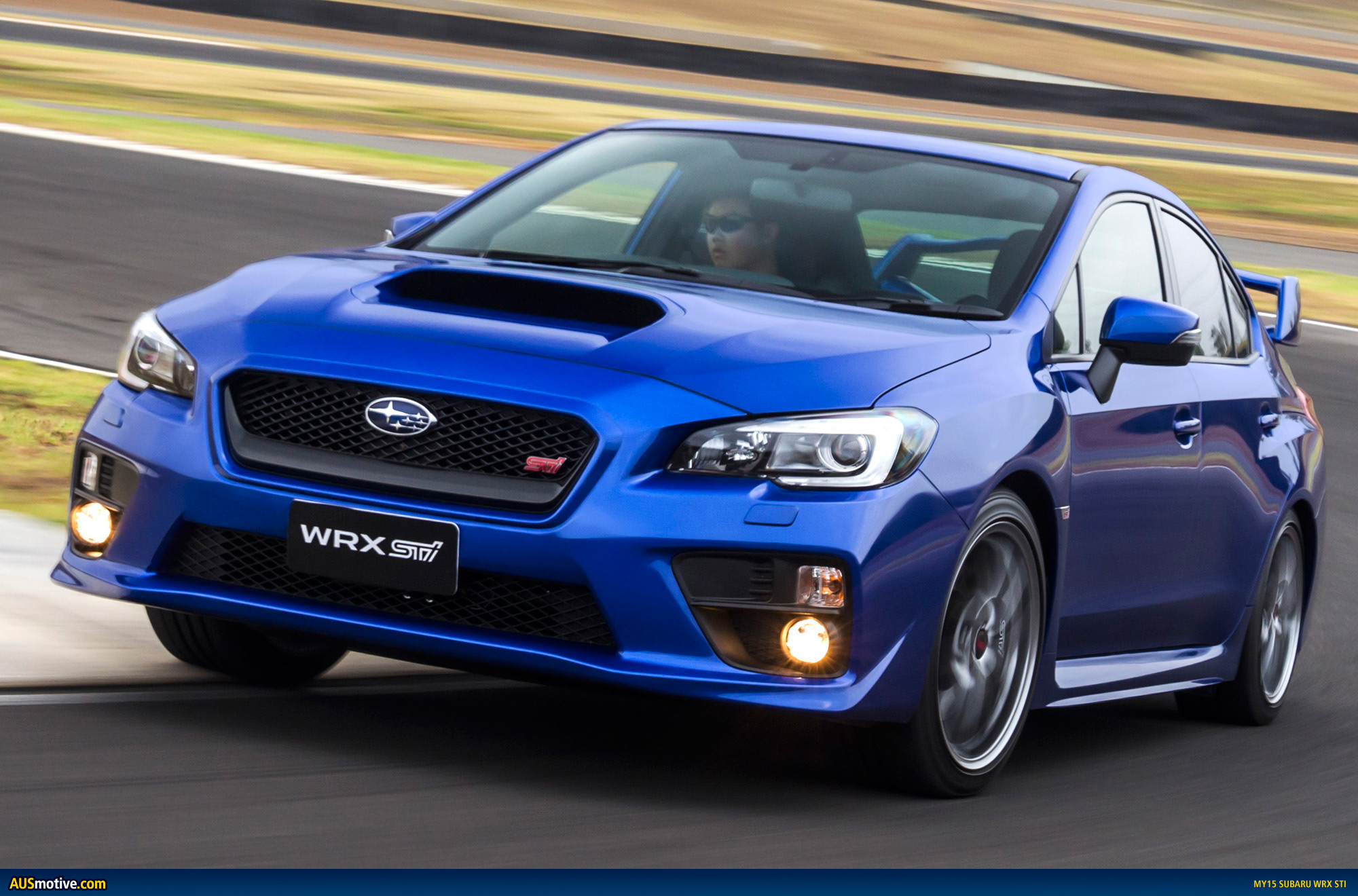 AUSmotive.com » MY15 Subaru WRX STI – Australian pricing ...