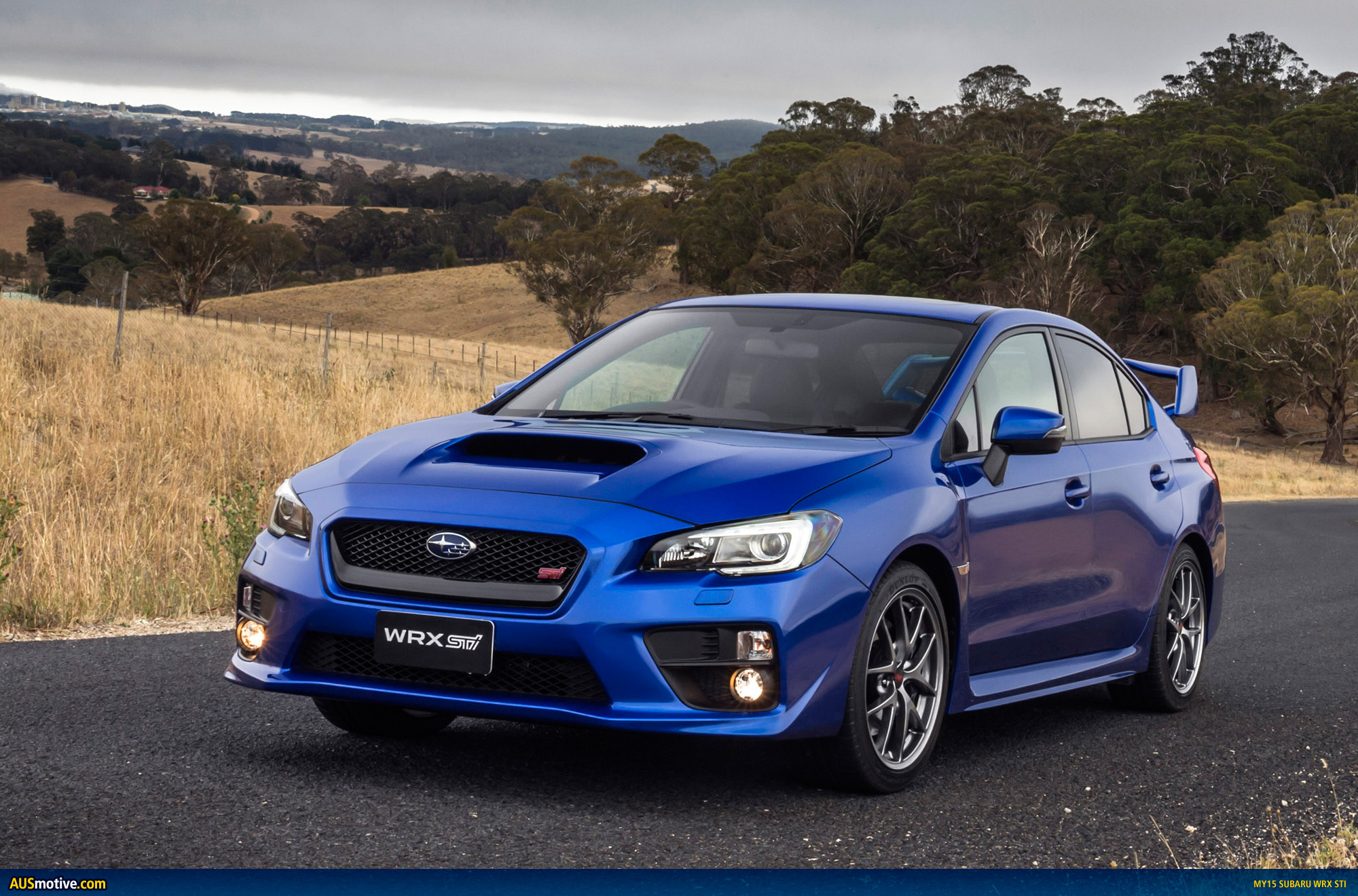my new 2015 subaru wrx sti in galaxy blue pearl photos. Black Bedroom Furniture Sets. Home Design Ideas