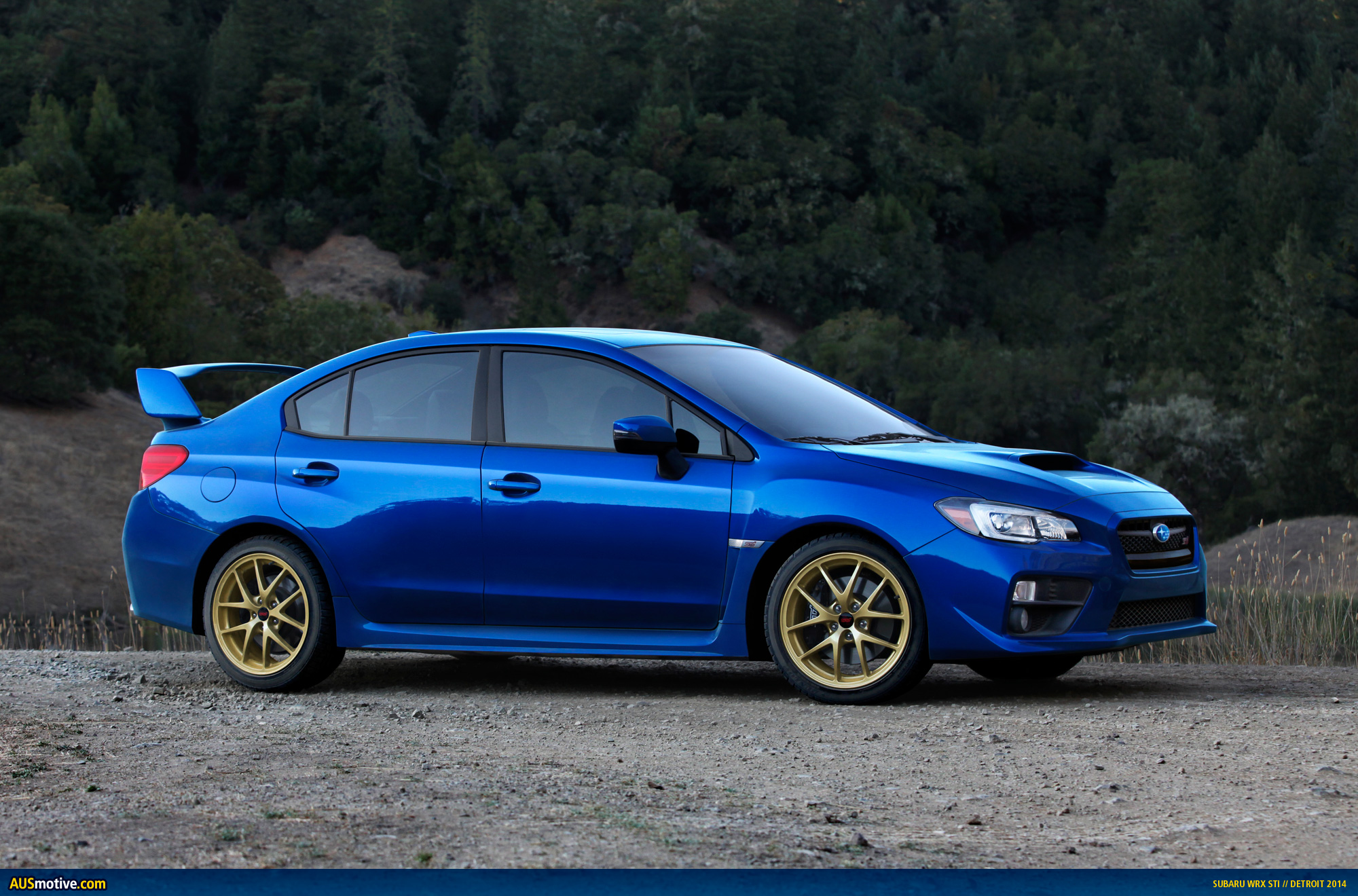 detroit 2014 subaru wrx sti. Black Bedroom Furniture Sets. Home Design Ideas