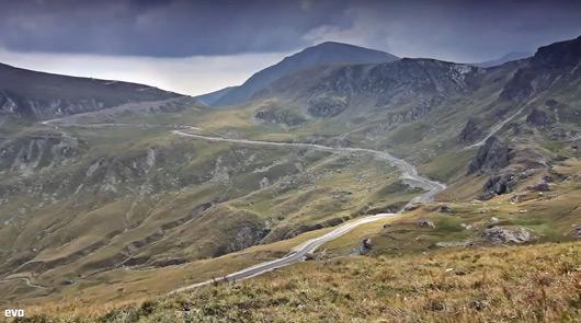 Transalpina Pass, Romania