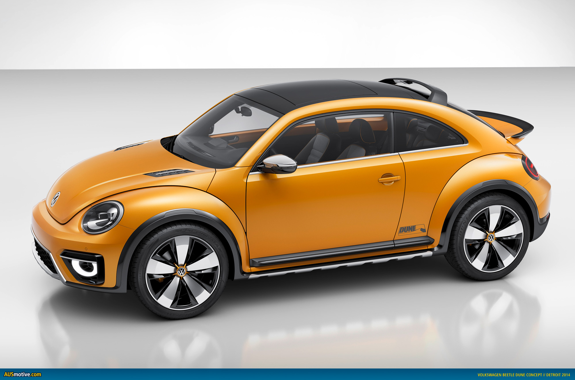 2014 Volkswagen Beetle Dune Concept Car Wallpaper | Car Interior ...