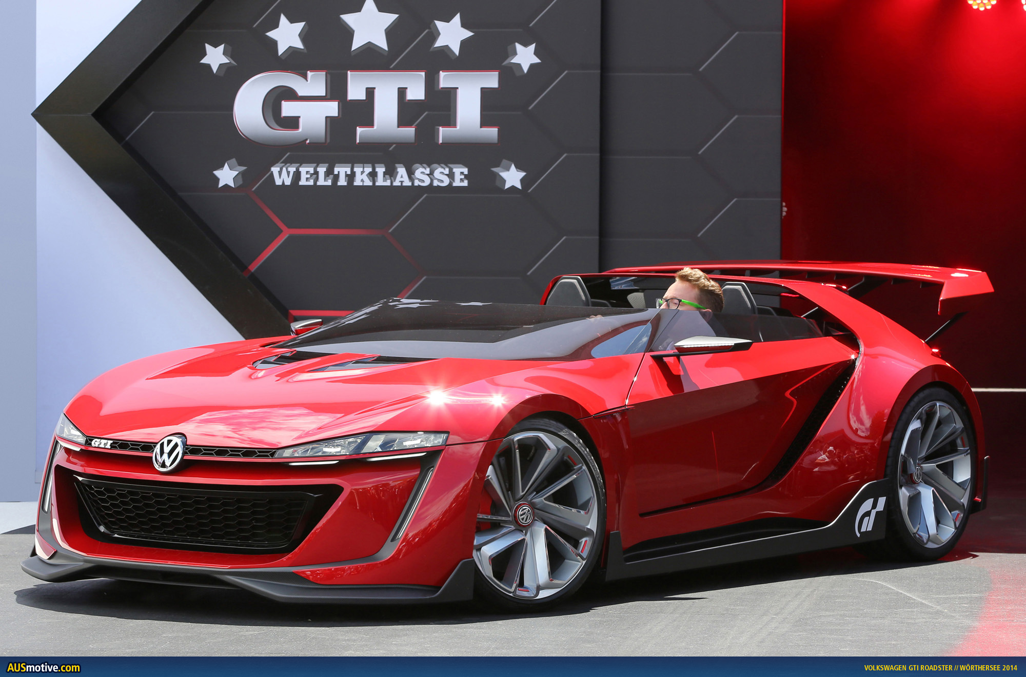 w rthersee 2014 volkswagen gti roadster. Black Bedroom Furniture Sets. Home Design Ideas
