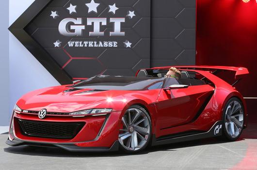 Volkswagen GTI Roadster
