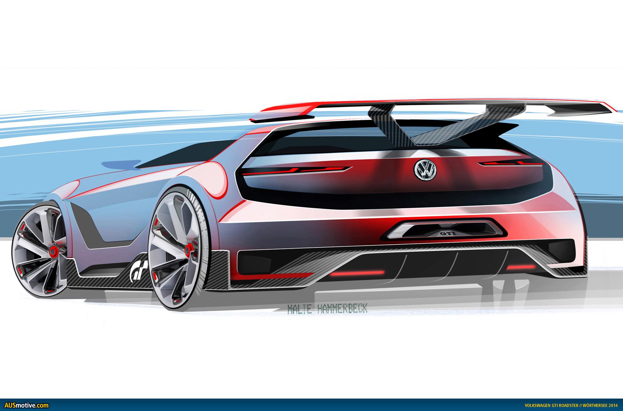AUSmotive Wörthersee 2014 Volkswagen GTI Roadster